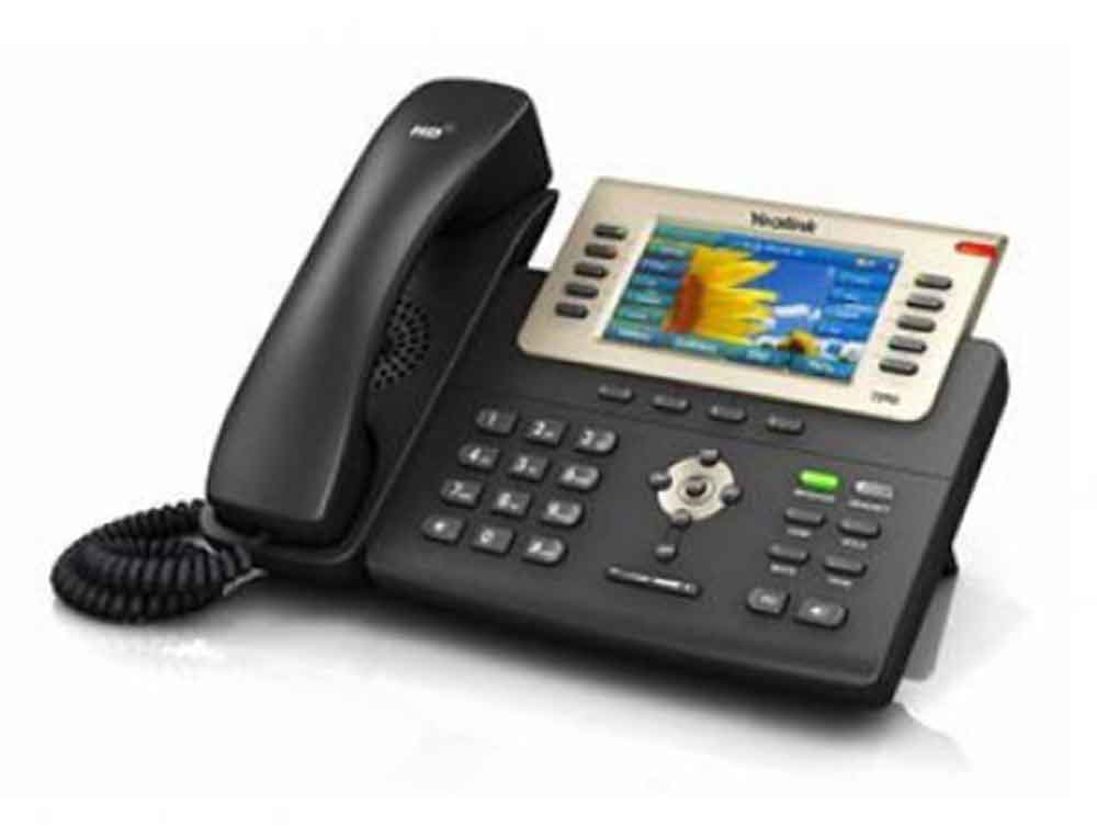 A picture of a Yealink T29G IP Handset