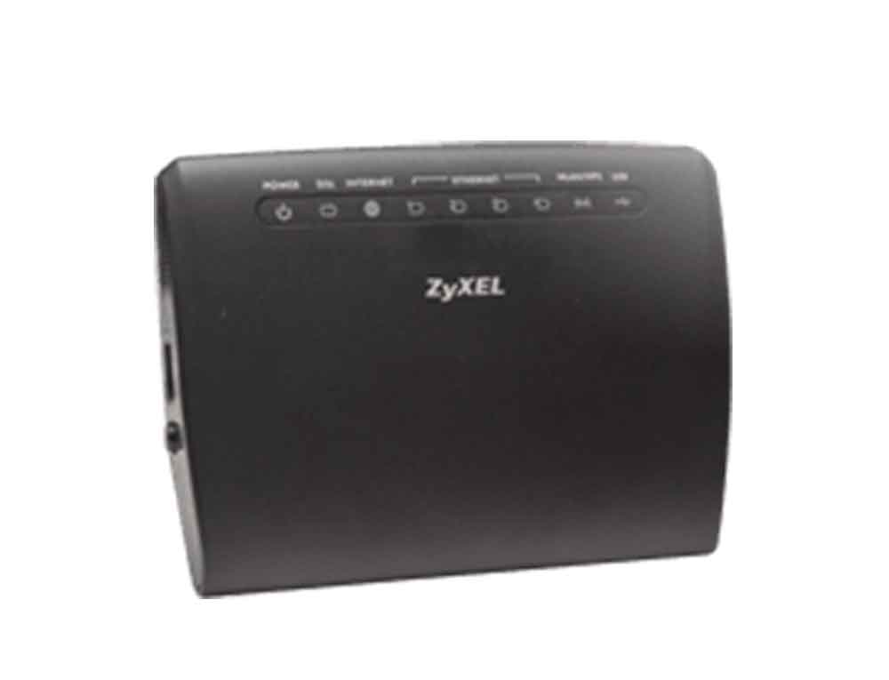 A picture of the Zyxel AMG1302-T11C fibre router