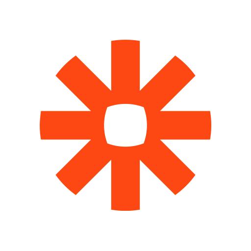 Zapier icon representing zapier.com