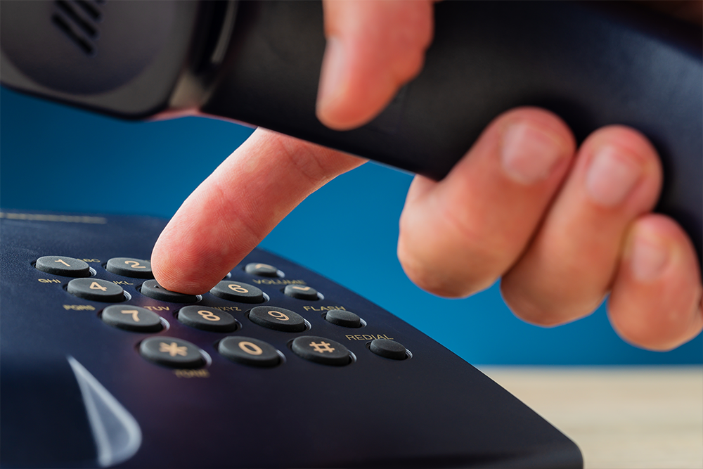 Switch to a VoIP Telephone System